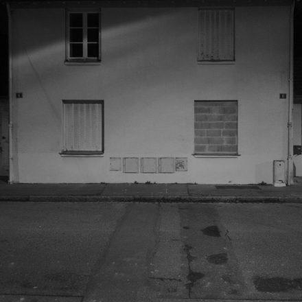Diagonale volet, diagonale murée / fenêtre