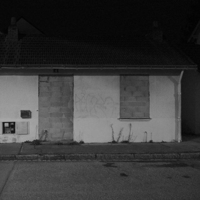 Petite maison condamnée