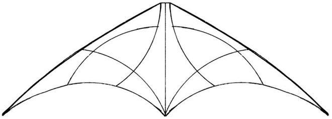 plan de cerf-volant