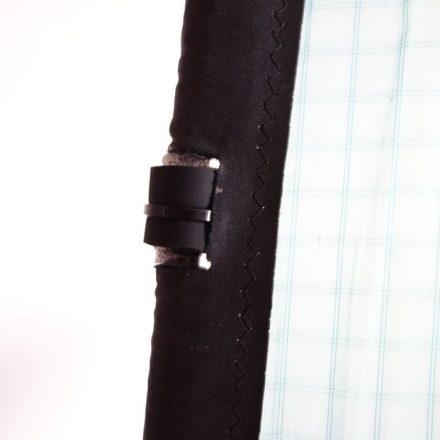 Détail d'un bloc yoyo en tuyau