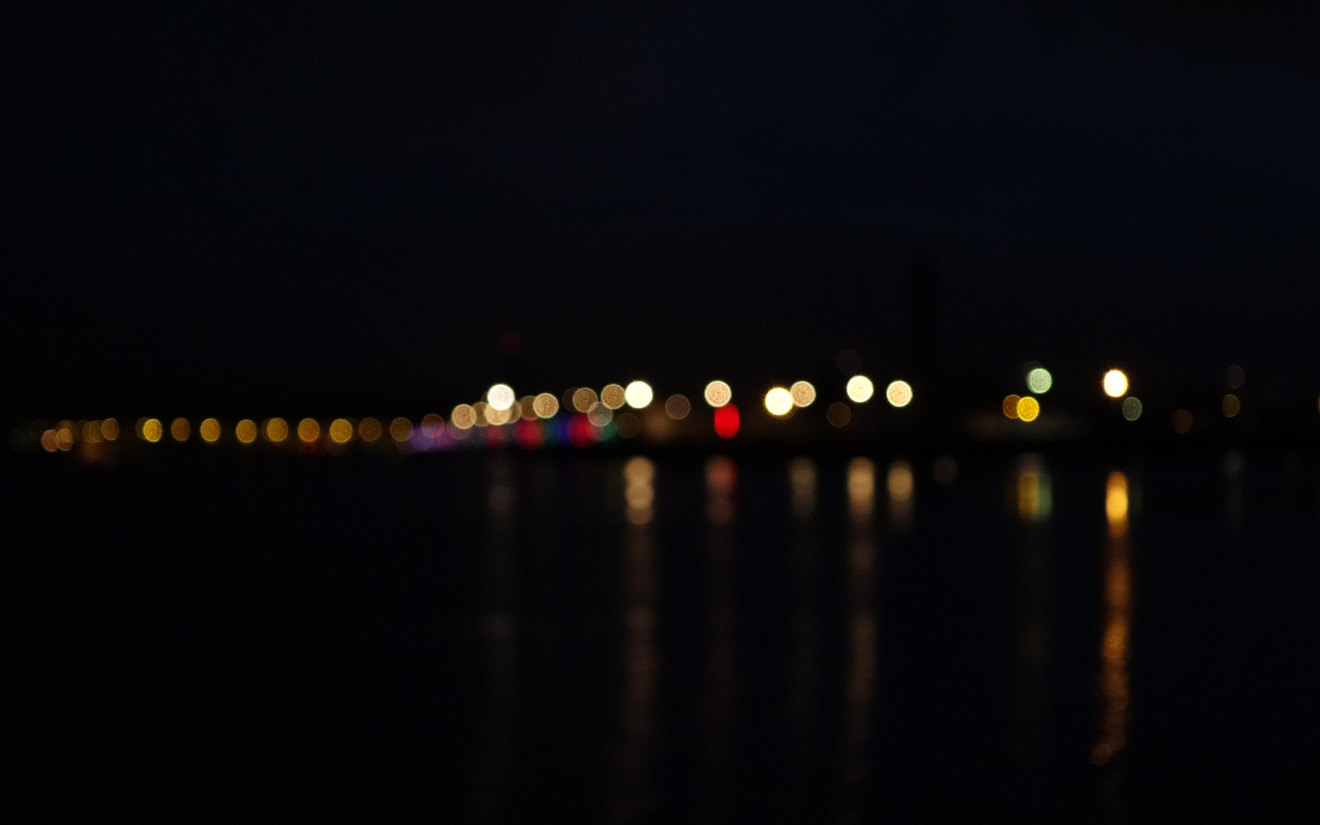 reflet de focus sur la Loire