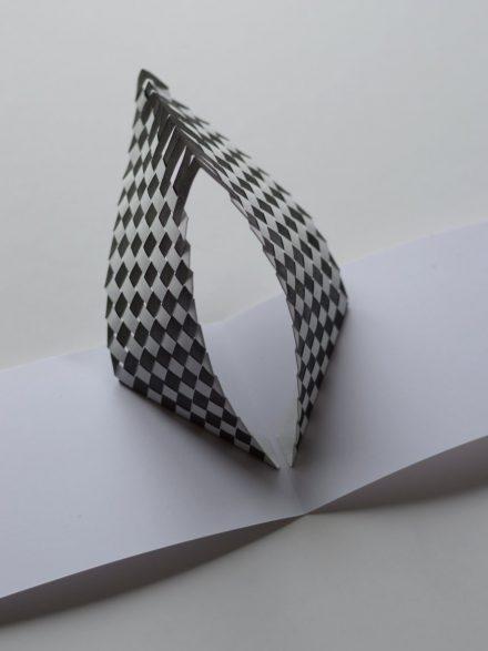 popup minimaliste ouvert
