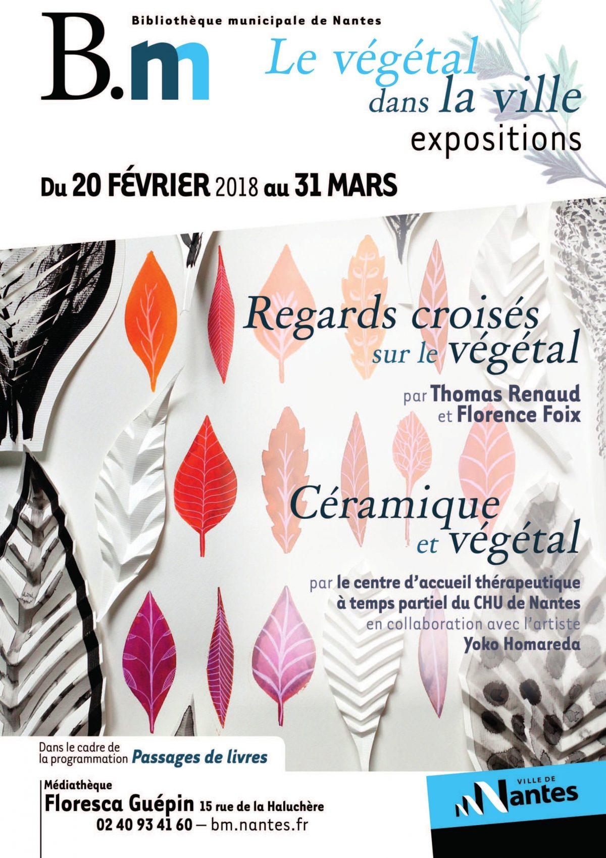 Du 20 février au 31 mars à Nantes